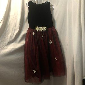 Little Mass Holiday Dress Size 5